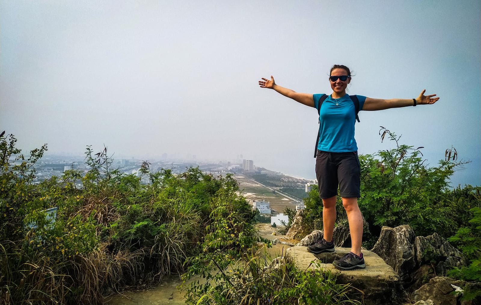 Danang - Marble mountains