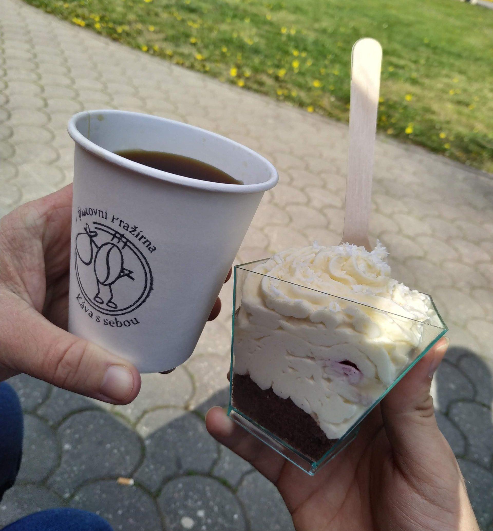 NePutovní Pražírna - kavárna